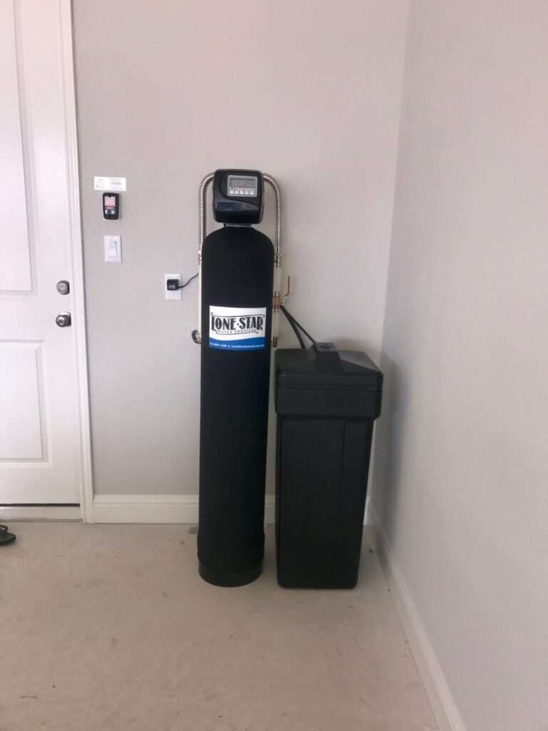 water softener, water purification system, water softener systems, whole house water filtration, lone star water services