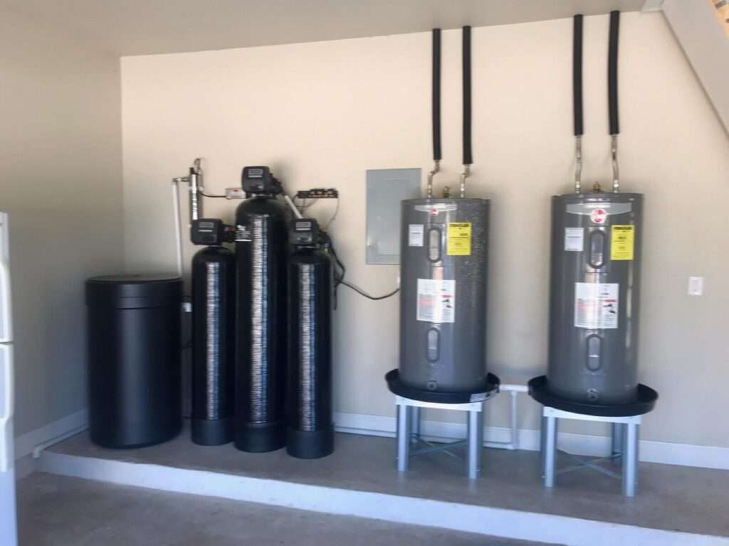 water softener, water purification system, water softener systems, whole house water filtration, lone star water services, water heater replacement